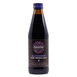 Biona Organic Blueberry Juice