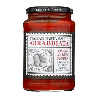 Kitchen & Love Arrabbiata Pasta Sauce