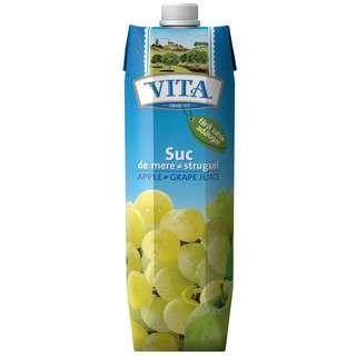 Vita Apple-Grape (Juice 100% NO SUGAR ADDED)
