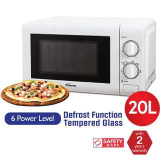 POWERPAC (PPT720) Microwave oven 20L