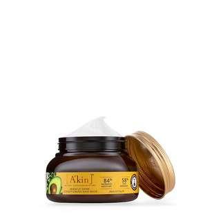 A'kin Miracle Shine Conditioning Hair Mask Tub