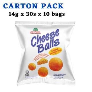 Oriental Cheese Balls