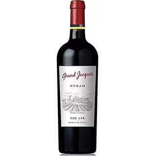Grand Jacques Syrah Vin 178