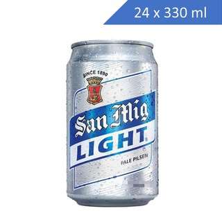SAN MIGUEL LIGHT-CAN