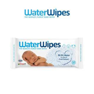 WaterWipes Baby Wipes Single Pack