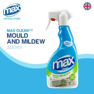 MAX Clean Mould and Mildew