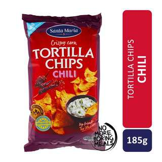 Santa Maria Tex Mex Tortilla Chips Chili
