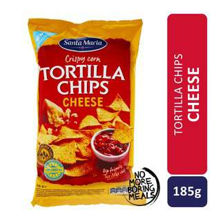 Santa Maria Tex Mex Tortilla Chips Cheese