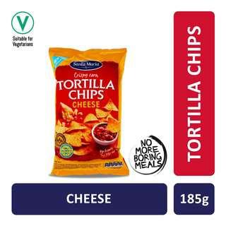 Santa Maria Tex Mex Tortilla Chips Cheese