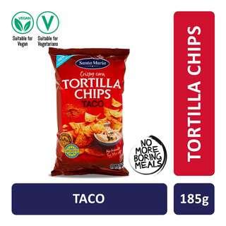 Santa Maria Tex Mex Tortilla Chips Taco