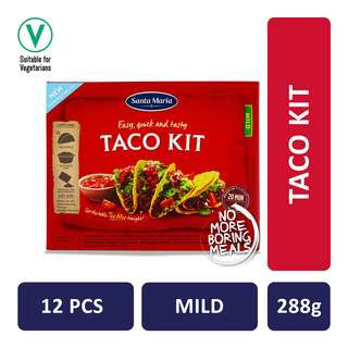 Santa Maria Tex Mex Taco Kit