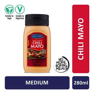 Santa Maria Tex Mex Chili Mayo Medium