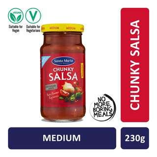 Santa Maria Tex Mex Chunky Salsa Medium