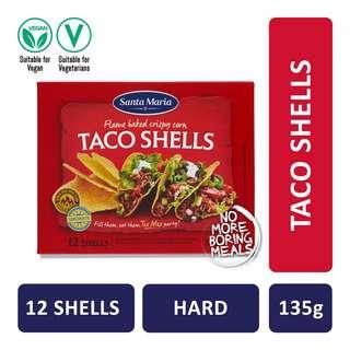 Santa Maria Tex Mex Taco Shells (12-Pack)