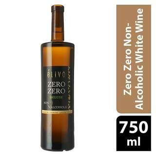 Elivo Zero Zero Non-Alcoholic White Wine