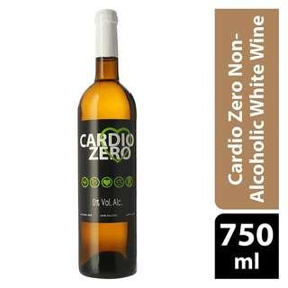 Elivo Cardio Zero Non-Alcoholic White Wine