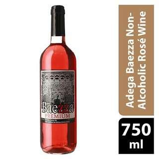 Elivo Adega Baezza Non-Alcoholic Rose Wine
