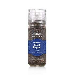 The Urban Spice Organic Black Pepper Whole