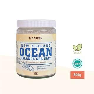 Biogreen New Zealand Ocean Balance Sea Salt