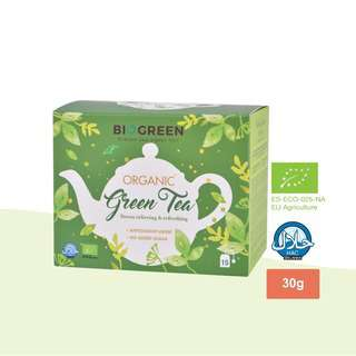 BIOGREEN Organic Green Tea
