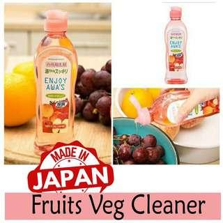 Rocket Soap Japan Kitchen Detergent for Utensils Fruits Veg