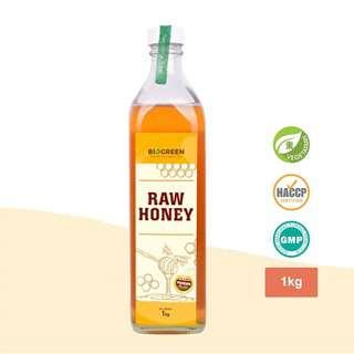 Biogreen Raw Honey