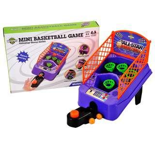 United Sports Mini Basketball Shootout Game Set
