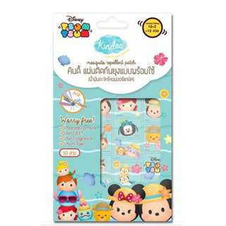 Kindee Mosquito Repellent Patch 0+ (Tsum Tsum)