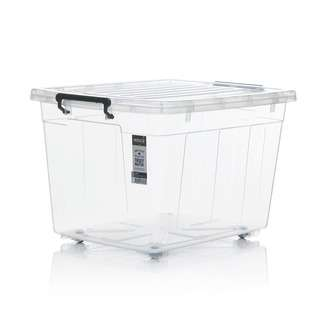HOUZE 77L Storage Box with Wheels