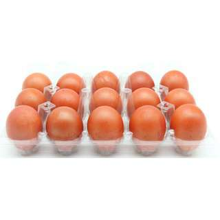 LCK Farm Local Hard Boiled Red Eggs (Family Pack)