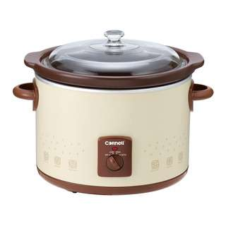 Cornell Electric Slow Cooker 5L Ceramic Pot