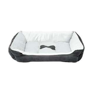 Nunbell X-Large Pet Cushion Bedding - Black