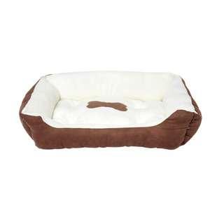 Nunbell X-Large Pet Cushion Bedding - Brown