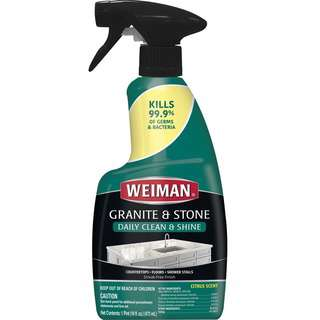 Weiman Granite Cleaner & Polish Trigger