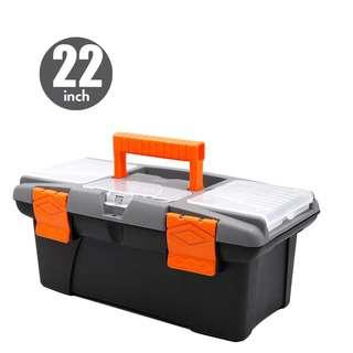 FINDER Plastic Tool box (22 Inch)