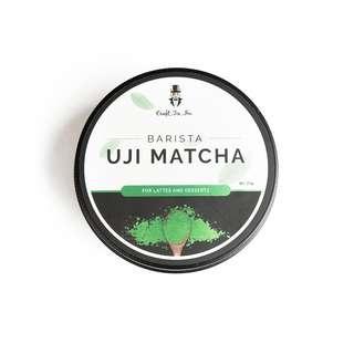Craft Tea Fox Barista Uji Matcha Powder