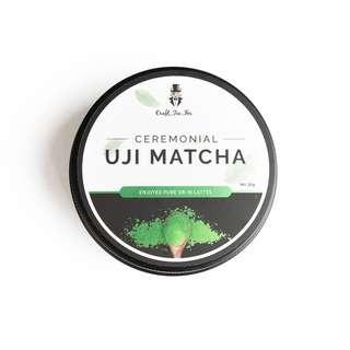 Craft Tea Fox Ceremonial Uji Matcha Powder