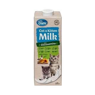 Pets Own Cat & Kitten Milk with Glucosamine
