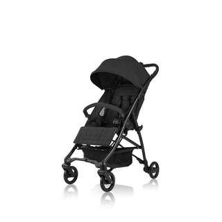 Britax Light Deluxe Stroller (Black Thunder)