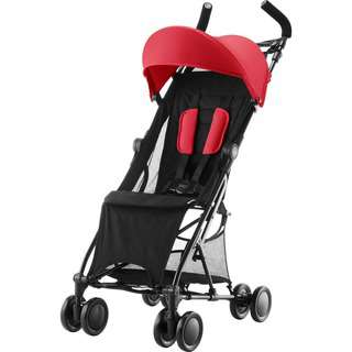 Britax Holiday Stroller (Flame Red)