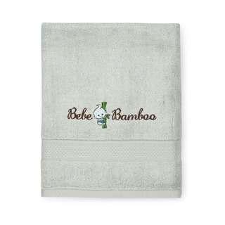 Bebe Bamboo Kids Bath Towel - Glacier Grey