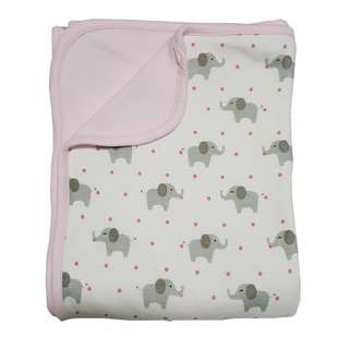 Bebe Bamboo Double Layer Bamboo Blanket - Elly
