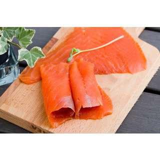 Catch Seafood Smoke Salmon 500g