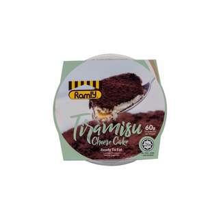 Ramly Cheesecake - Tiramisu