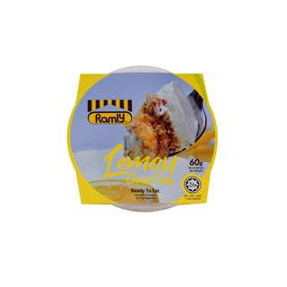 Ramly Cheesecake - Lemon