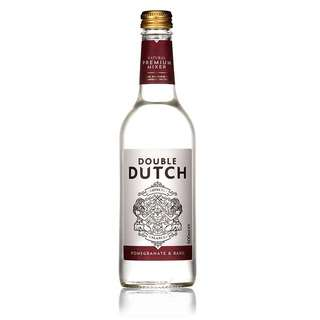 Double Dutch 500ml Pomegranate & Basil - DD Tonic Water