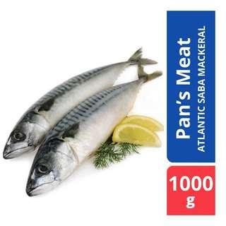 Pan's Meat Atlantic Saba Mackeral