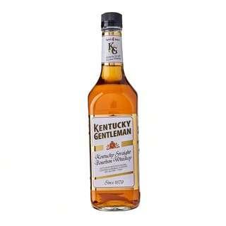 Kentucky Gentlement Bourbon Whisky