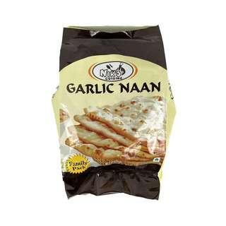 Niks Garlic Naan (10S) 850G -- By Dashmesh