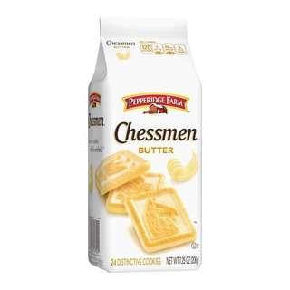 Pepperidge Farm Butter Chessmen Cookies